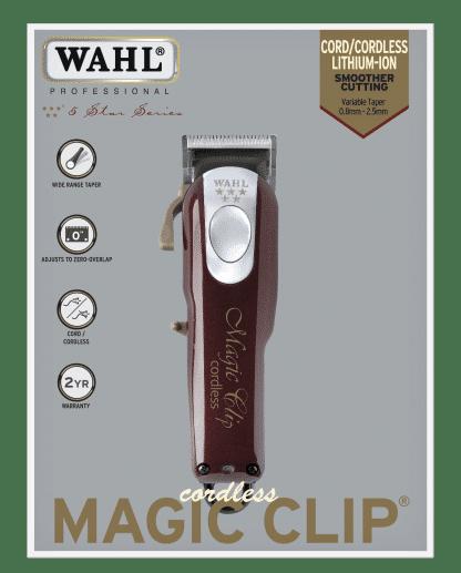 Wahl-Magic-Clip-Cordless-Haarschneider-verpackung
